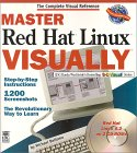 [Master Red Hat Linux Visually cover]