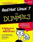 [Red Hat Linux 7 for Dummies cover]